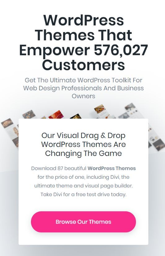 Get The Ultimate WordPress Themes Toolkit For Web Design