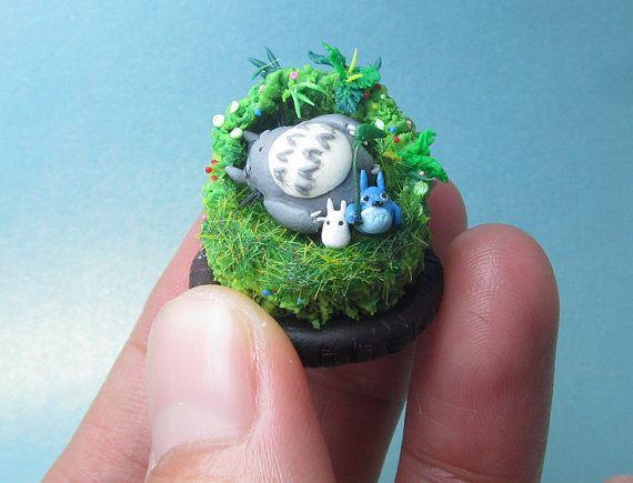 Cute Totoros
