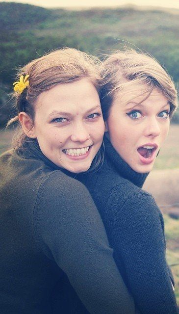 Taylor Swift & Karlie Kloss ♥ California Road Trip