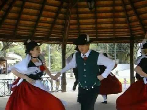 Gustav Bach volkstanz em Shotiisch Boarischer Weksel tanz