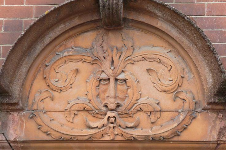 Detail - Shop Facade - Southampton