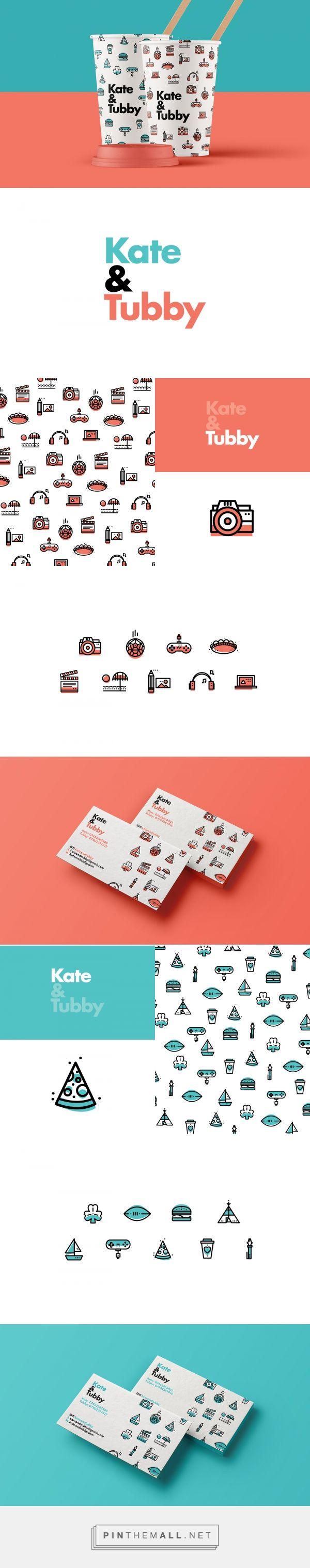 Kate & Tubby on Behance