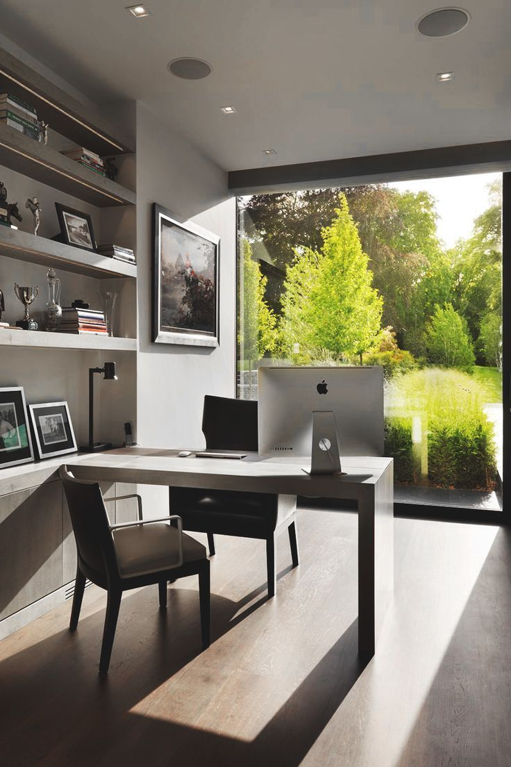 6 Neat Home Office Organizing Ideas (With images) | Country ...