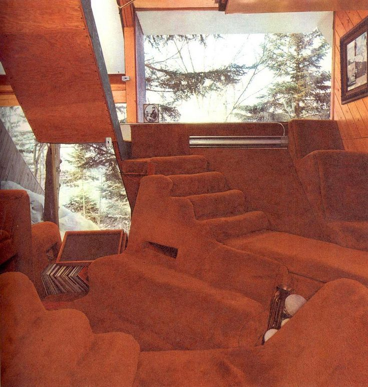 Ski House At Prickly Mountain In Vermont A Village Created By Group Of Young Avant Garde Architects The Design Was Collaboration Between