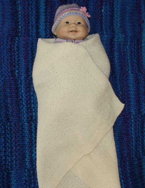 Baby Blanket Pattern.