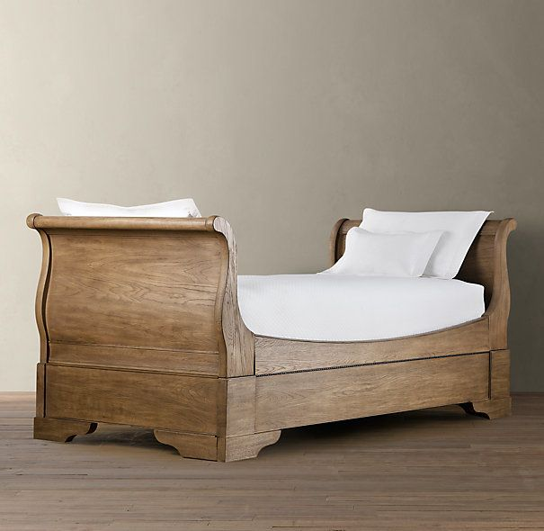 Marston Daybed With Pop Up Trundle Dry Oak I Want This