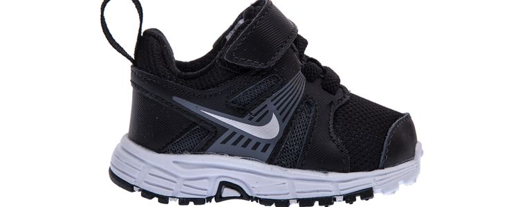 NIKE - Βρεφικά παπούτσια NIKE DART 10 μαύρα #sales #style #fashion