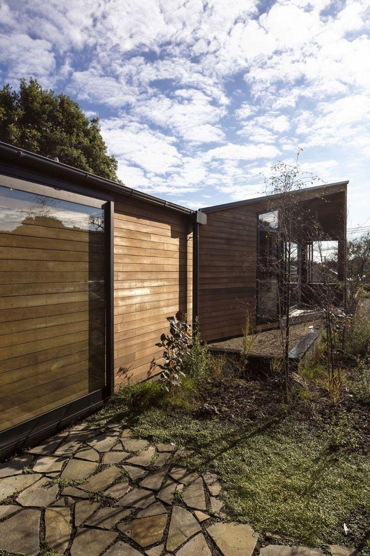 S House by Glamuzina Paterson Architects/ Mount Eden, Auckland, New Zealand Landscape Design, Xanthe White