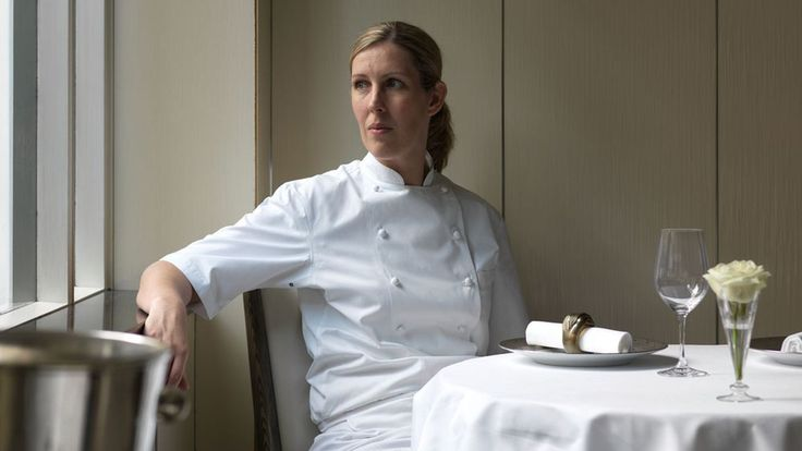 Chef Clare Smyth Is Leaving Restaurant Gordon Ramsay to Open Her Own Place - Eater