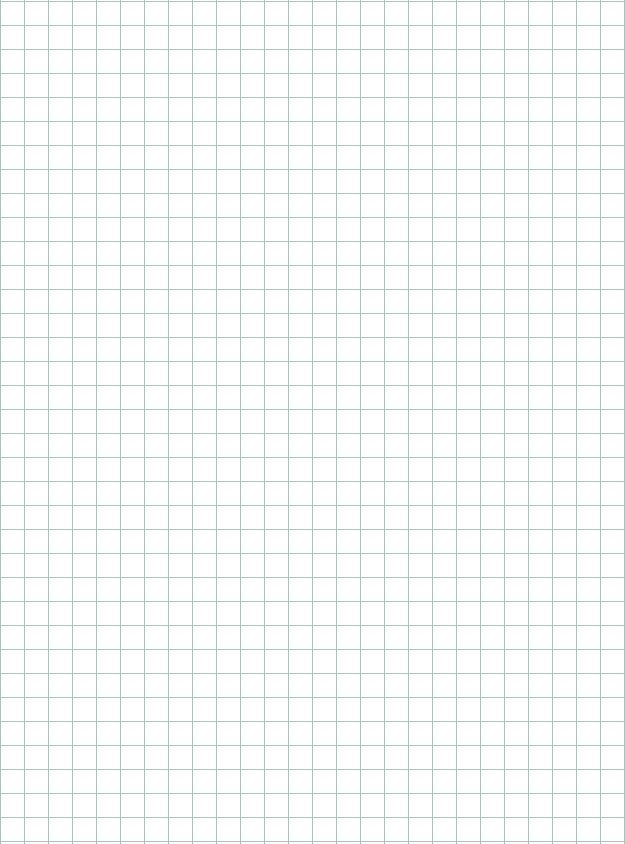 This is a printable of large graph paper for younger ...