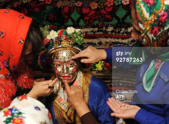 Religious Marriage Bride Ethnic Auto 104
