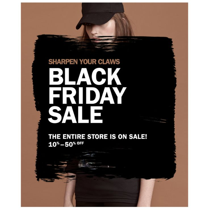 Why is it called Black Friday? Figure out at this website: https://www.youtube.com/watch?v=C3gBT7-BEW4
