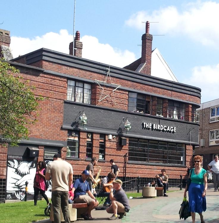 The Birdcage Pub