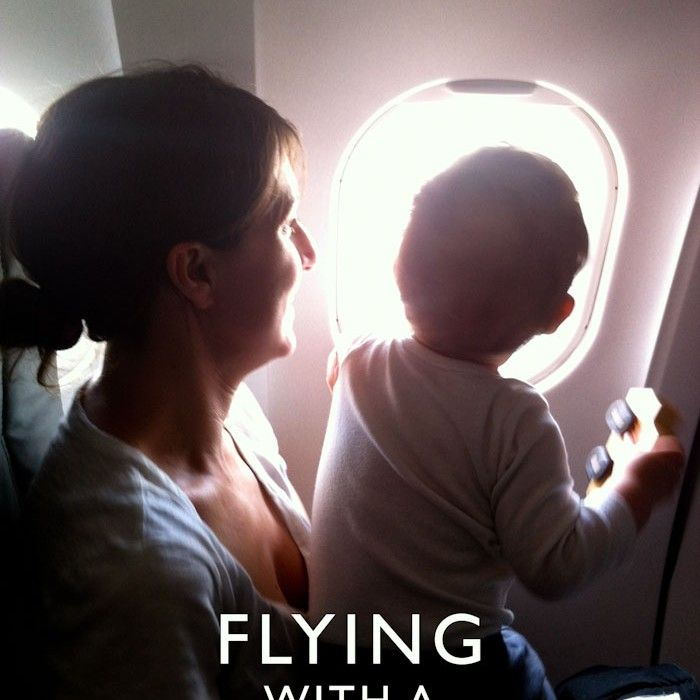 Many of you are probably flying somewhere for the holidays. And some of you might be doing it with a very demanding little companion for the first time. It can be dread-inducing, right? We've actually been pretty lucky as far as flights with Hudson have gone. No... #baby #family #flyingwithababy