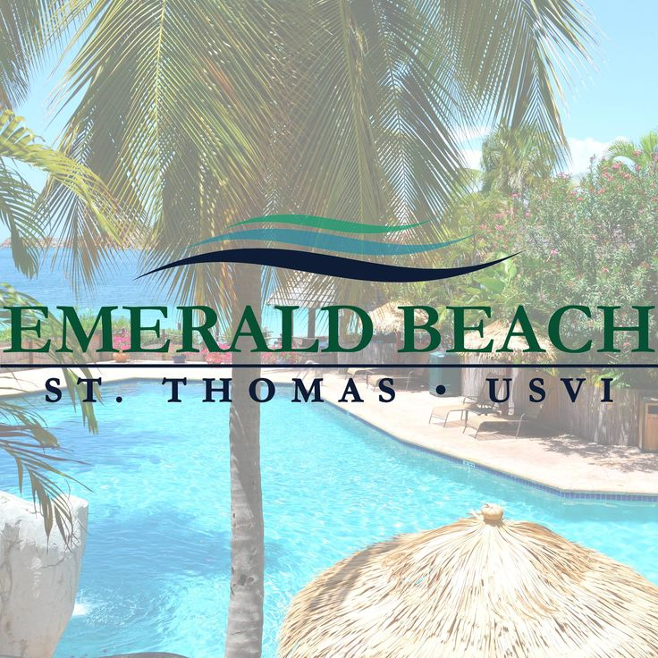 St Thomas Map Virgin Islands%0A Emerald Beach Resort  St  Thomas  USVI