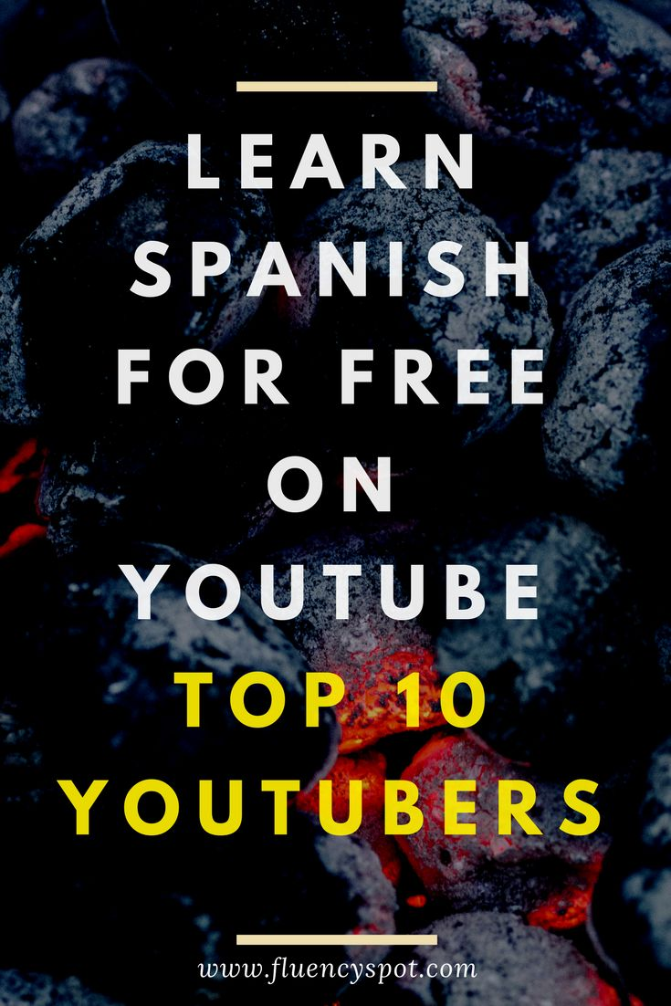 How to Learn Spanish, with Andrew | The Best Way to Learn ...