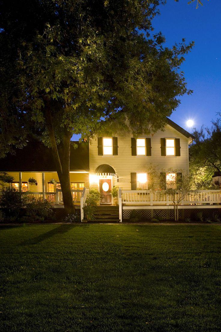 Farmhouse Inn. Forestville, California Sonoma hotels