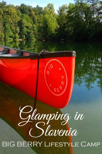 Glamping at BIG BERRY Luxury Lifestyle Camp, Slovenia