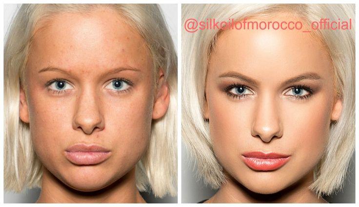 how to avoid an oily face