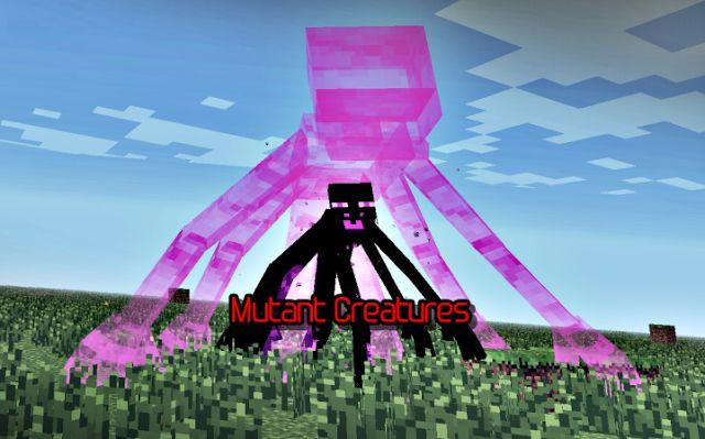 MineSoulCraft: Mutant Creatures Mod para Minecraft 1.6.2