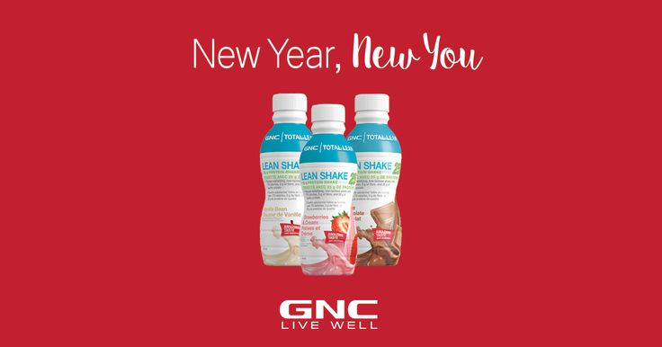 GNC Canada is participating in New Year, New You on Thursday, January 14 at 1pm ET!