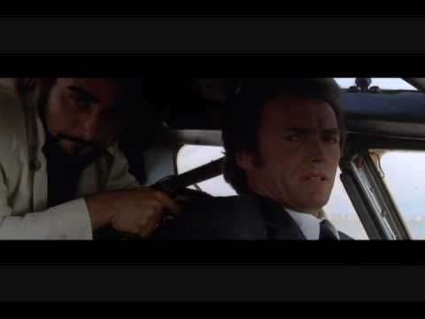 Dirty Harry - Magnum Force- Airplane Hijacking Scene