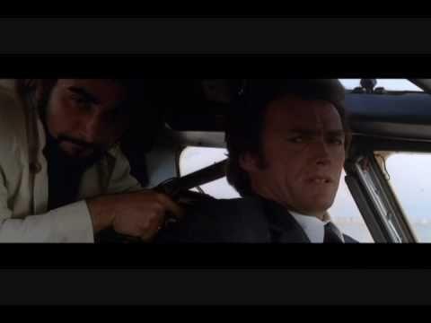 Dirty Harry - Magnum Force- Airplane Hijacking Scene