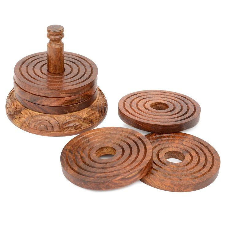 projects design unique coasters. Wooden Coaster Set  Tower of Hanoi Design 19 best Rusticity Bar Accessories images on Pinterest
