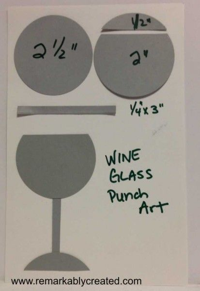 Wine Glass RemARKable Stampers Pinworthy Blog Tour – New Beginnings