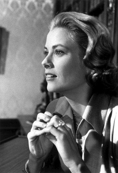 Grace Kelly in 'High Society', 1956. Photo by Dennis Stock.