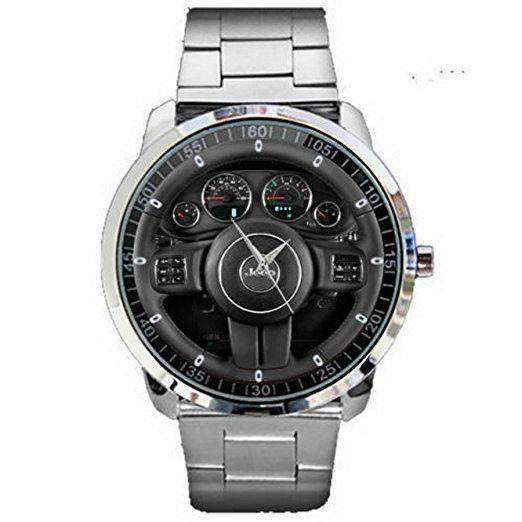 Wrist Watches xwds609nuevo personalizado Jeep Wrangler Unlimited 4WD accesorios Unisex Sport metal Watch