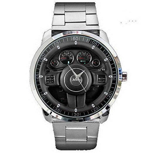 Wrist Watches xwds609 nuevo personalizado Jeep Wrangler Unlimited 4 WD accesorios Unisex Sport metal Watch