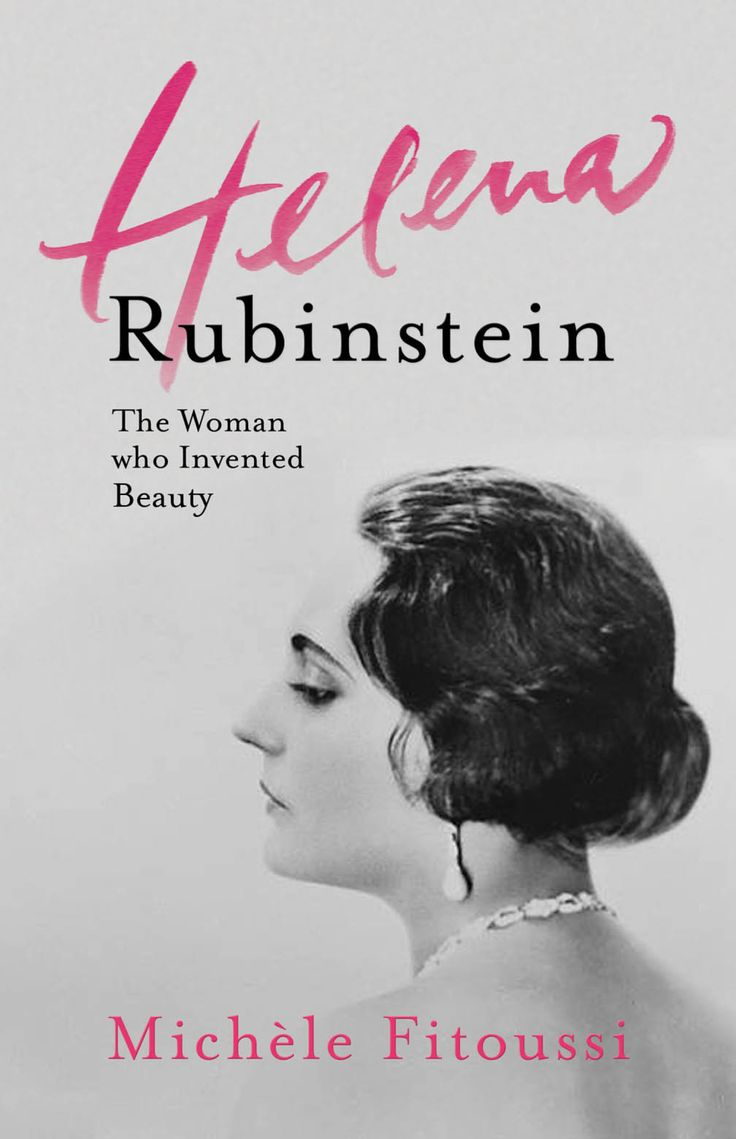 'There are no ugly women, only lazy women' Helena Rubinstein. Published 11/03/13  Cover by cabinlondon.co.uk