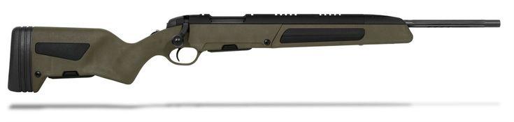 New Steyr Scout Green .308 $1549 - http://www.gungrove.com/new-steyr-scout-green-308-1549/