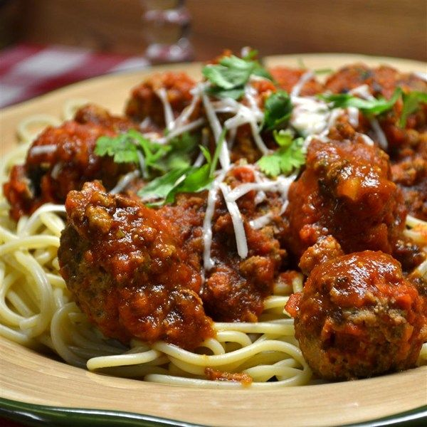 """Chef John's Ricotta Meatballs I """"Fantastic! Made these just as written and would not change a thing. So moist, tender and flavorful...a new favorite and a definite keeper~YUM!"""""""