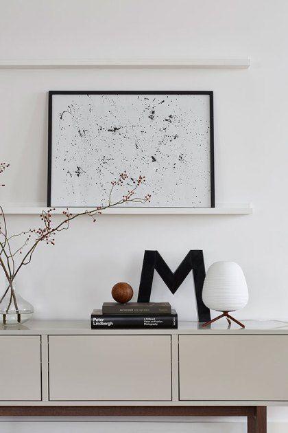 Stylish newly built home - via Coco Lapine Design