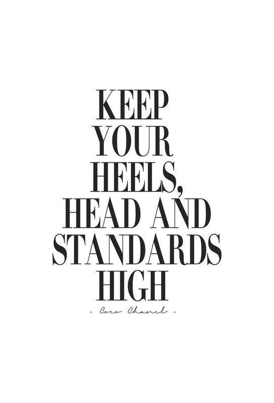 Ein Toller Spruch Von Coco Chanel Spruch Zitat Cocochanel