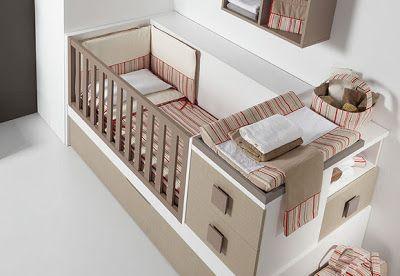 Sobrio Cuarto de bebe   INTERIORES por Paulina Aguirre   Blog de Decoracion   Diseño de Interiores