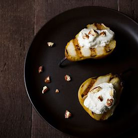 Whipped cream, Pears and Pecans on Pinterest