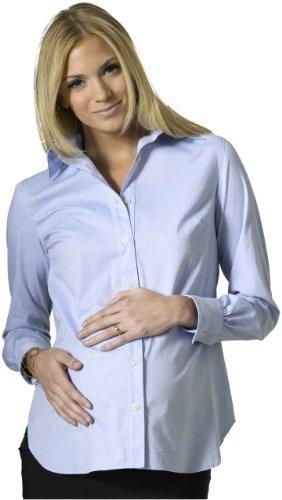 Amazon.com: Rosie Pope Women's Classic Shirt: Rosie Pope Maternity