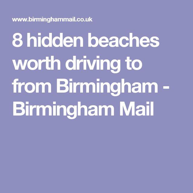 8 hidden beaches worth driving to from Birmingham - Birmingham Mail