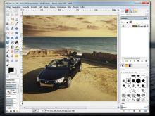 GIMP - Gratis Fotobearbeitungsprogramm