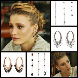 Instagram photo by bendistaki - Veee işte günün sürpriziii!!! Mira'nın yeni rose Vega küpesinin gümüşü de fırından taze çıktııı!!!! Bizim gibi gümüş severlere gelsin!!. #medcezir #Bendis #yeni #gümüş #vega #küpe Hepsi Lidyana'da #Bendis markamızda!! #mira #miranınküpesi @lidyanacom #fashion #jewelry #trend #style #925 #silver #salkım #küpe #earring