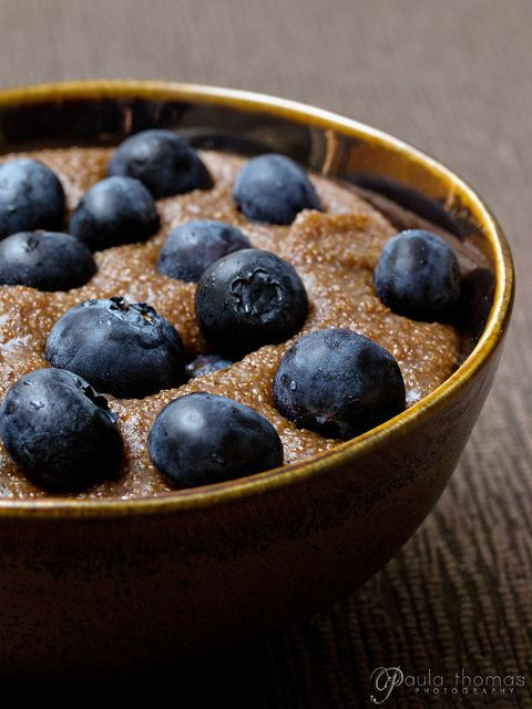 Teff Porridge | Olympus E-5 | Paula Thomas