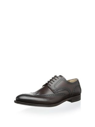 66% OFF Antonio Maurizi Men's 929 Burnished Medallion Wingtip (T.moro)