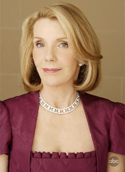 Jill Clayburgh, what a classy actress. I liked her in Dirty Sexy Money as Letitia Darling. She had chronic lymphocytic leukemia for more than 20 years before dying from the disease at her home. April 30 1944 - November 5, 2010