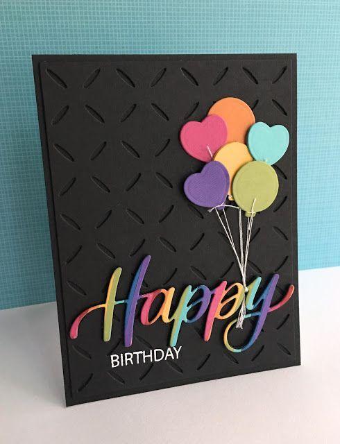 Birthday Card Birthday Card Drawing Birthday Card Craft Birthday Cards Diy