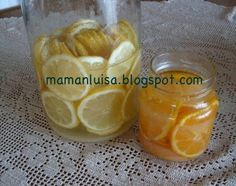mamanluisa: limoni conservati nello zucchero