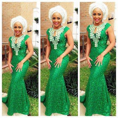 2017 Nigerian Ankara Styles for Wedding - style you 7