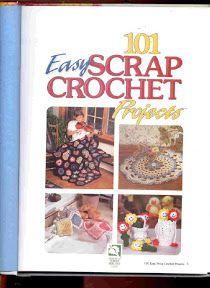 ... magazines - scrap crochet on Pinterest Scrap crochet, Big books and
